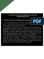 Investigacao de Paternidade - Aspectos Jurisprudenciais