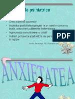 Anxietate-Depresie