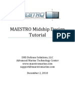 MAESTRO Midship Design Tutorial_2010!12!09