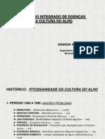 Chukichi Kurozawa - Manejo integrado de doenças na cultura do alho - GLOBO RURAL