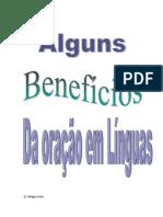 Os benefícios da oração em  línguas ok