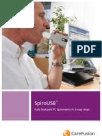 SpiroUSB Brochure