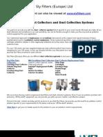 327690 Wet Scrubber Dust Collector
