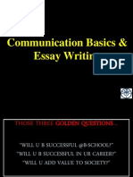 Communication Basics Cat 10
