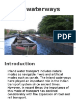 Inland Waterways Ppt