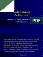 Headache Shalin