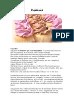7206735 Apostila de Cupcakes Com Fotos e Receitas Dosite Bem Feitinho
