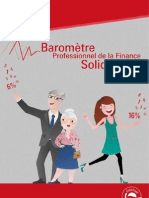 Le baromètre de la finance solidaire 2011