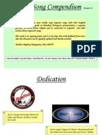 Capoeira Song Compendium Version 1