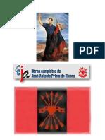 Obras Completas de Jose Antonio Primo de Rivera