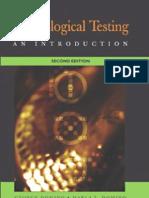 Psychological Testing[1]