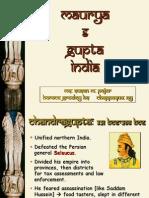 Maurya-GuptaEmpires