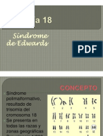 Sindrome de Edwards[1]