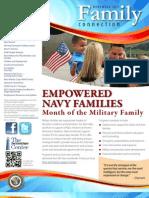 November 2011 Family Connection Newsletter