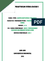 Laporan Praktikum Fisika Dasar 2 PDF