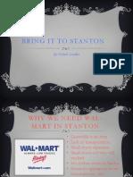 Walmart Power Point