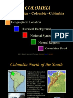 Colombia Fast Facts