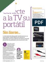 Conectar La Television Al Ordenador Attach s491564