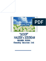 Haleeb Ice Cream