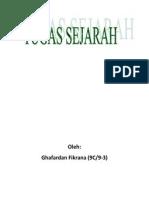 PR SEJARAH