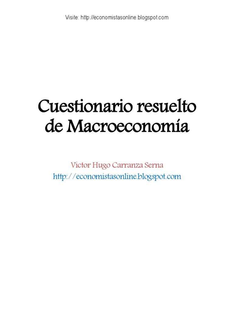 Cuestionario resuelto de macroeconoma fandeluxe Images