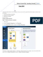 Complete Visio 2007 Notes