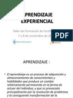 Ar Ciclo de Aprendizaje Experiencial