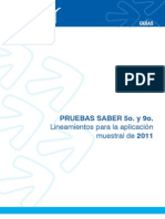 Guia Pruebas Saber 5o. y 9o. 2011