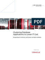 Clustering Lower Cost