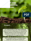 03. Plants and Environment Factors