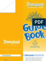 Disney Guidebook Disabiled Guests