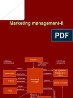 Marketing Management II