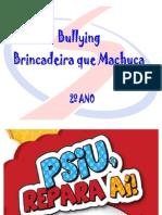 2ºANO-BULLYING-2011