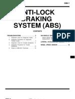 G35B ABS System