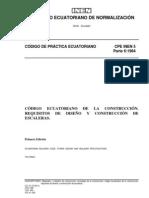 Codigo Ecuatoriano escalerasParte6_1984