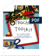 Teacher Toolkit Calendars Class Forms Gift Ideas and More