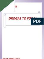 PLANO DE AULA DROGAS TO FORA