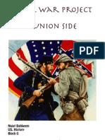 Civil War Project