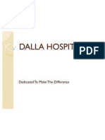 Dalla Hospital an Initiative