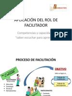 AR Aplicación del Rol y Proceso Facilitación prnt