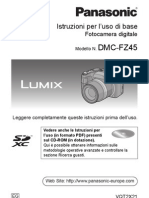 DMCFZ40-ADV - Istruzioni per l'uso di base