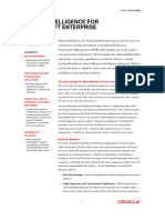 Fusion Intelligence Data Sheet