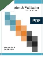 Verification and Validation Unleashed 06