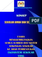 Sekolah Aman Dan Sejahtera Power Point 19.9.2011[1]