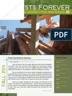 Trees, Water & People Fall 2011 Newsletter (Digital Edition)