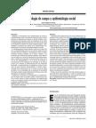 Epidemiologia de Campo vs Epi Social