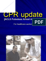 CPR Update and Algorithm (Lecture)