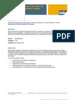 Artigo missão BPO SAP