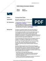 EASA SIB 2011-07-1(Functional Check Flights)