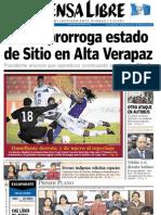 Prensa Libre 19-ene-2011